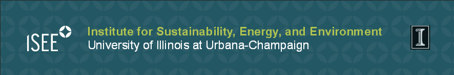 Institute for Sustainability, Energy and Environment header
