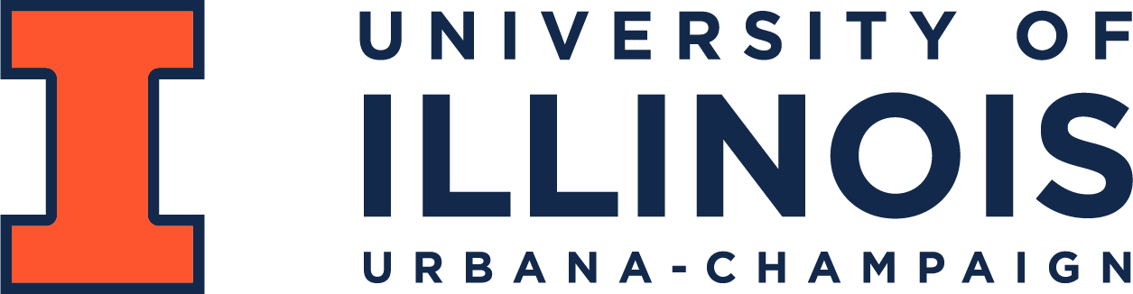 University of Illinois wordmark.