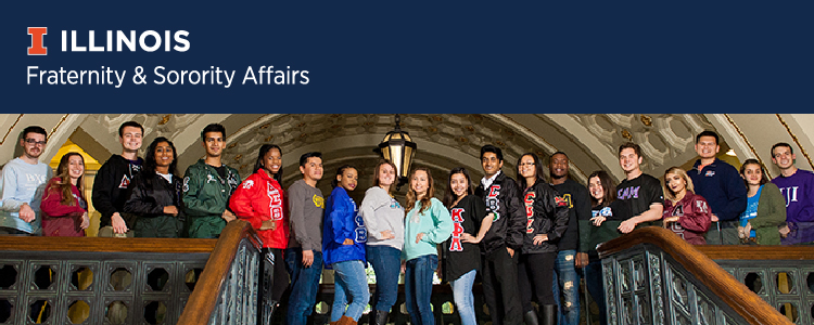 Fraternity & Sorority Affairs at the University of Illinois