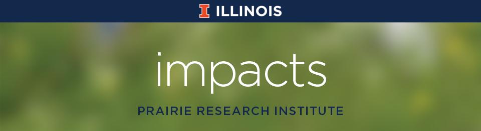 Prairie Research Institute Impacts