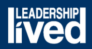 "UIS tagline ""Leadership Lived"""