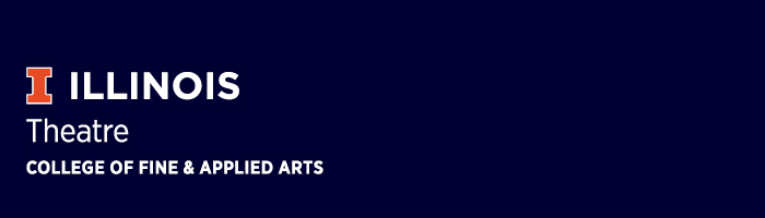 Theatre header with FAA and I marks