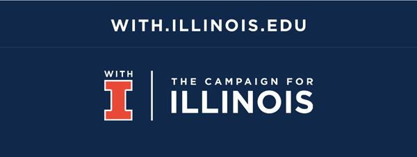 With Illinois Logo