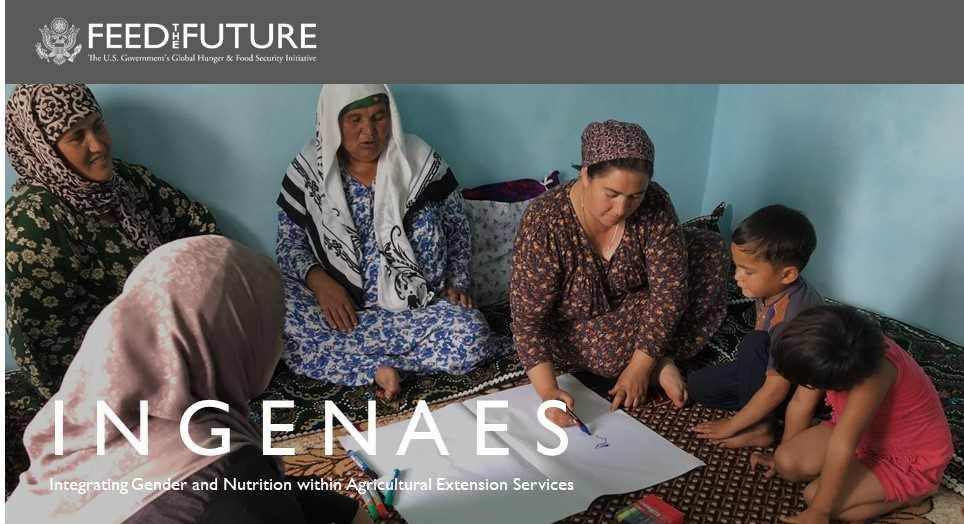 Tajikistan gender training