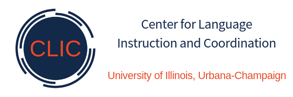 Events Sponsored By The Center For Language Instruction And