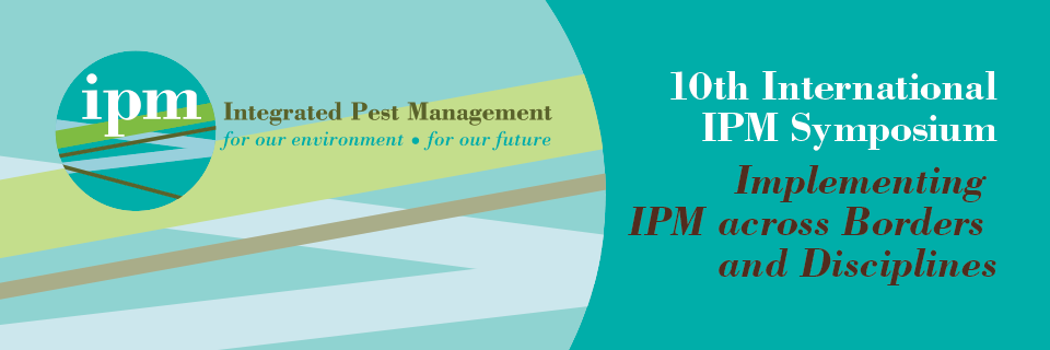 IPM Symposium banner logo