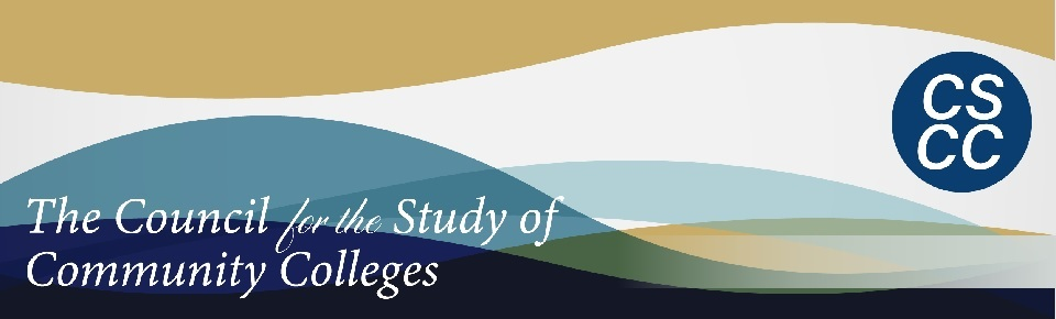 Council for the Study of Community Colleges