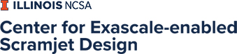 CEESD – The Center for Exascale-enabled Scramjet Design