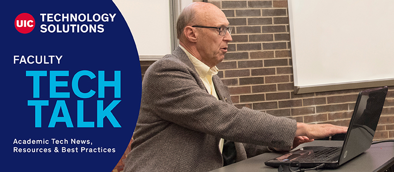 Tech Talk - Faculty Academic Tech News, Resoures and Best Practices