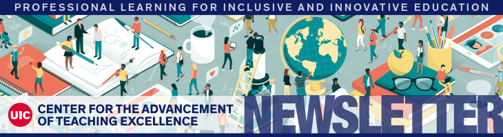Center for the Advancement of Teaching Excellence Newsletter