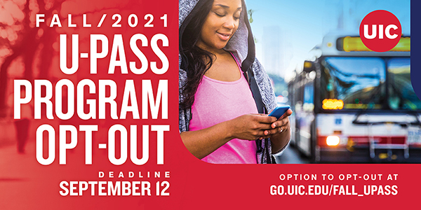 Fall 2021 U-PASS Opt-Out